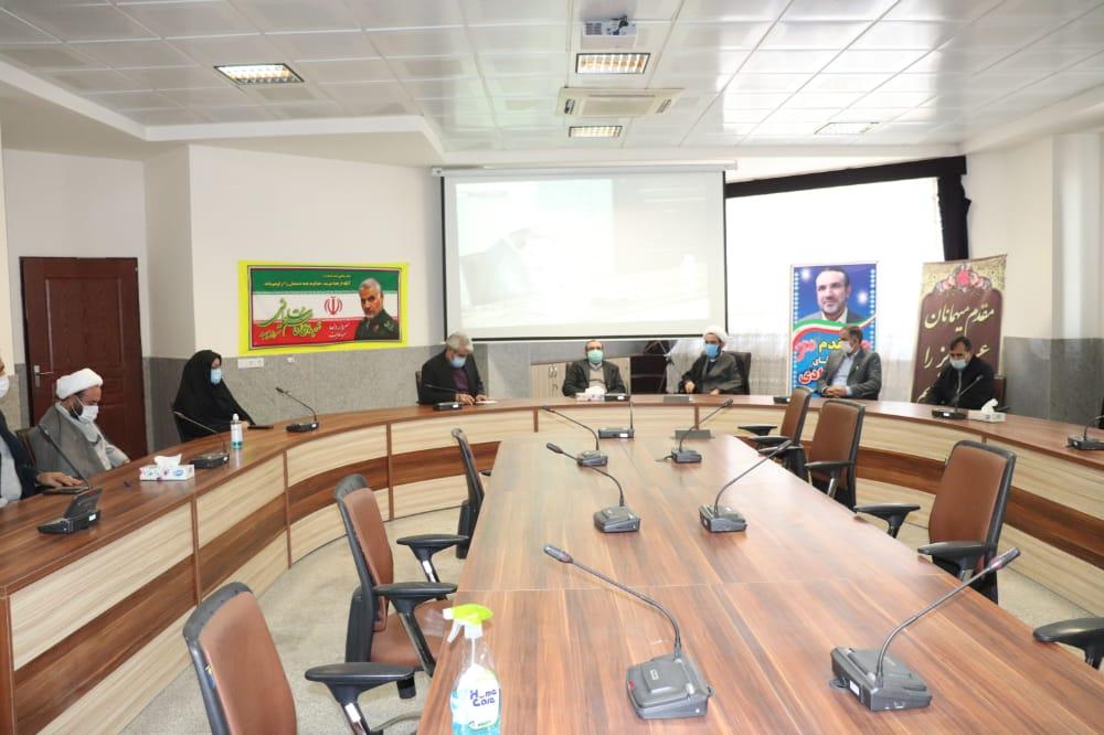 زیر ساخت ها برای شهرستان چهارباغ فراهم شود